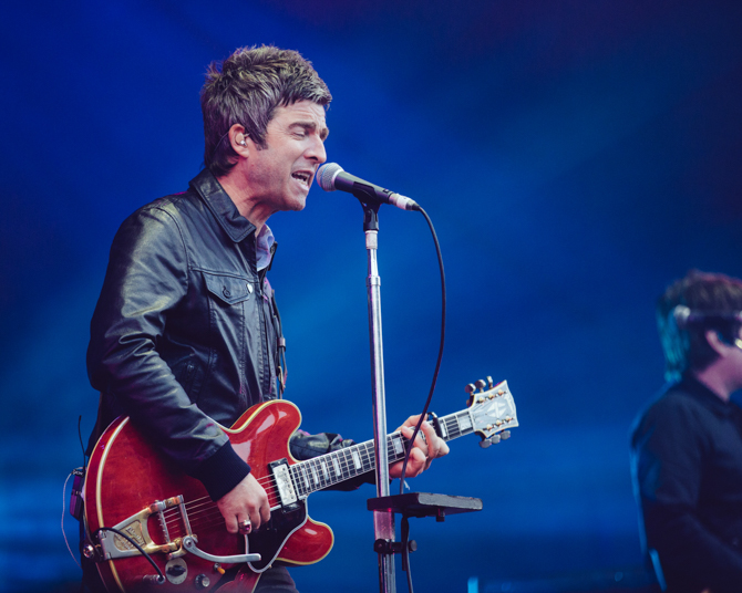 Noel Gallaghers High Flying Birds 03.08.16 NGHFB 5 of 10