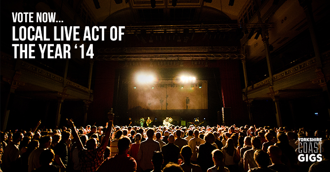 Local Live Act of The Year Competition
